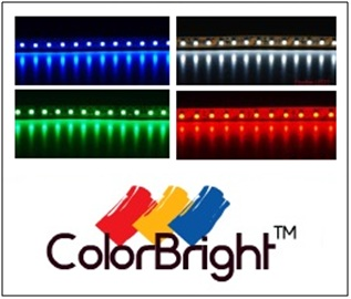 color bright light strip lights ultra bright