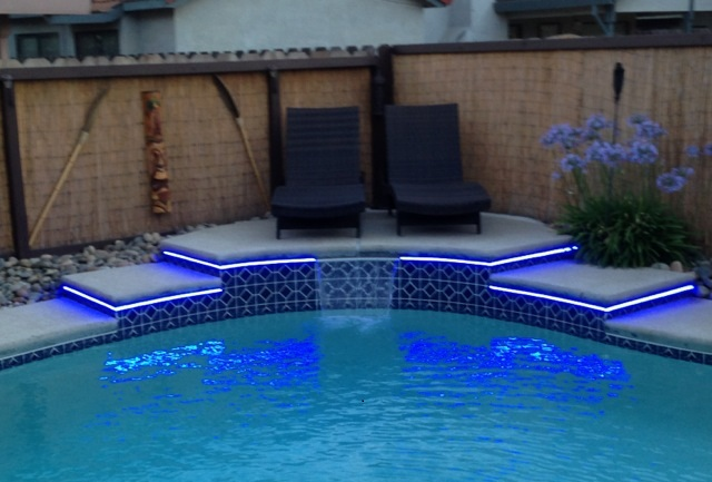 Outdoor And Patio Led Strip Light Examples Weather