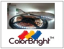 Hybrid LED strip light