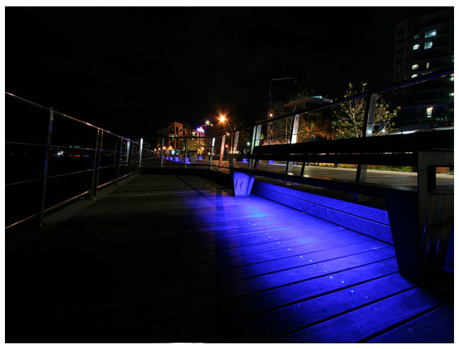 super bright blue led strip light