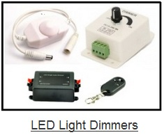 led strip light dimmer