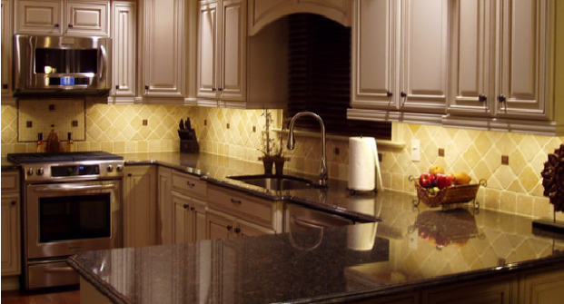 Led Strip Light Examples And Ideas Under Cabinet Counter