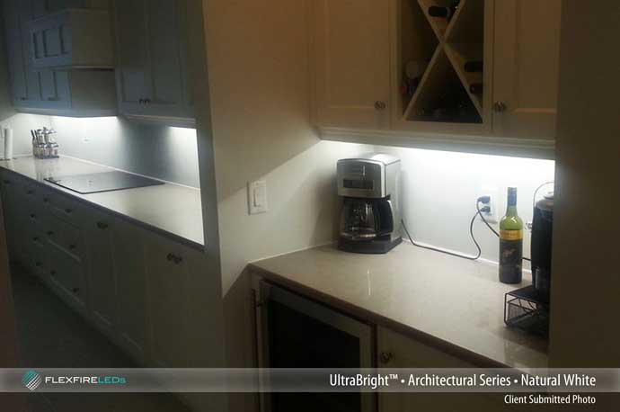 brightest under cabinet strip lights