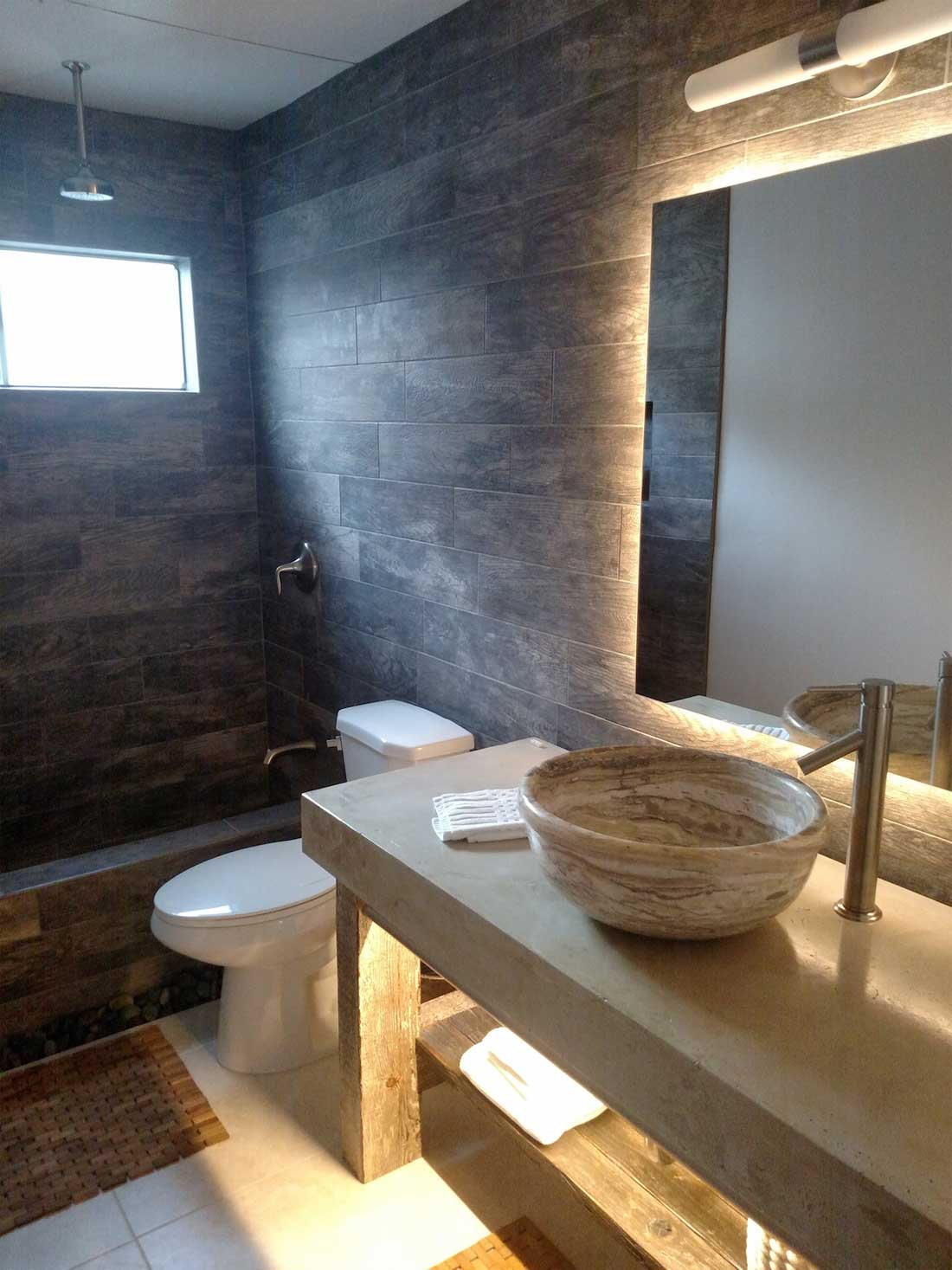 Modern Bathroom Lighting Ideas