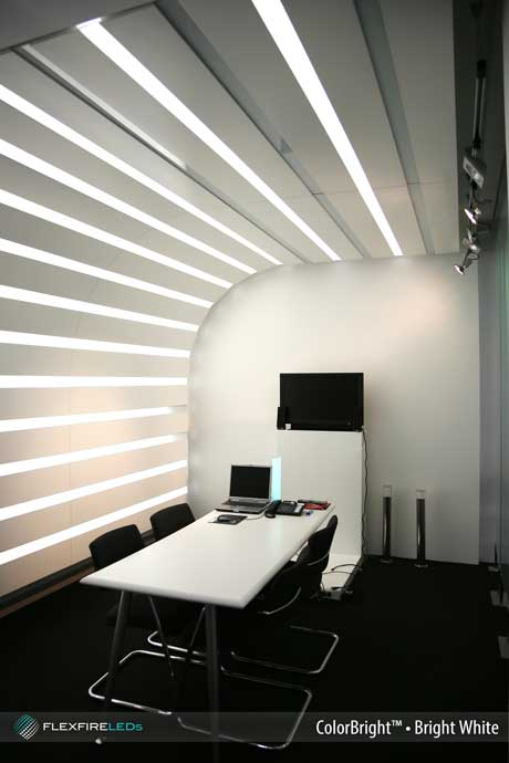 modern office lighting design