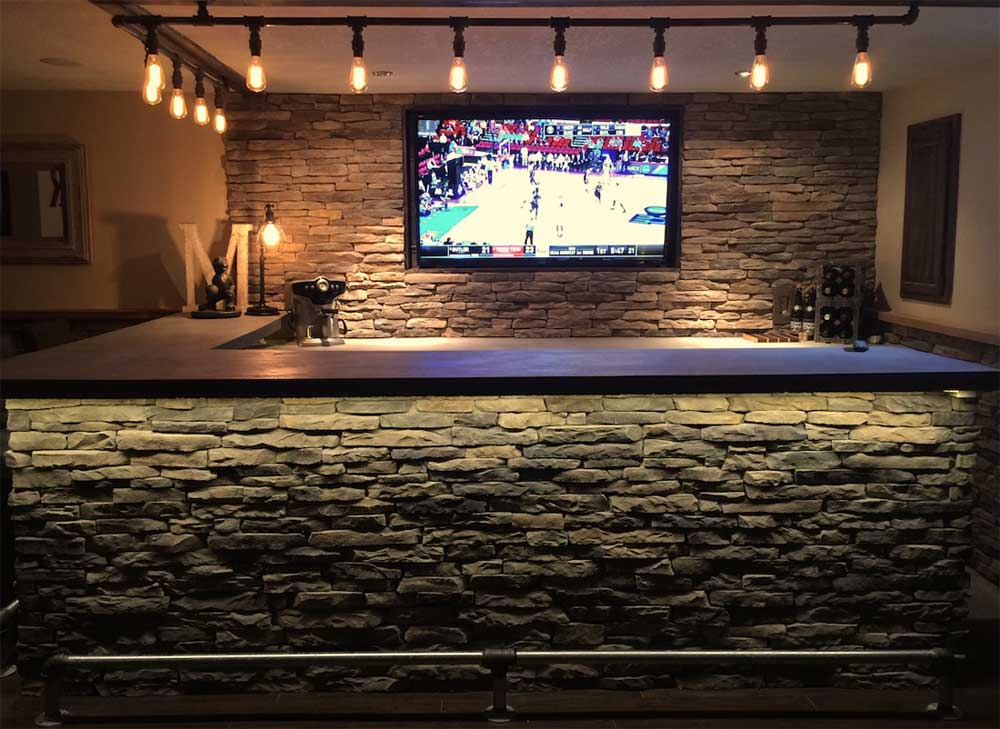 Under bar counter LED strip Light